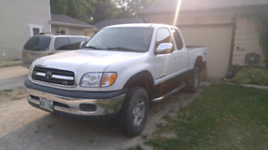 * Mechanic special * 2000 Toyota Tundra V8 extended cab