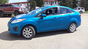 13 Fiesta - auto - 4dr - LOADED - STARTER - ALLOYS - ONLY 86,000