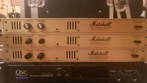 MARSHALL Power amp 8080