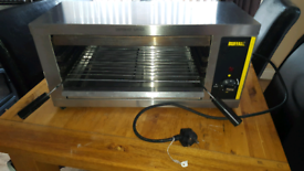 Buffalo Counter grill