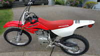 2011 - Honda CRF100F for sale by owner