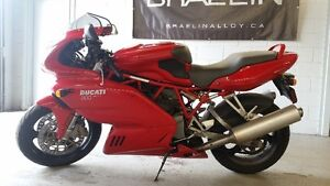 FS: 2007 Ducati Supersport 800