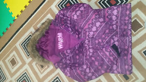 Girls XL winter Jacket