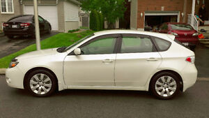 Subaru impreza 2009 (hatchback)