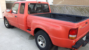 1994 Ford Ranger (Splash)  Pickup Truck