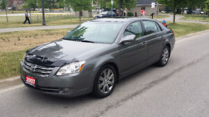 2007 TOYOTA AVALON XLS IN PRISTINE CONDITION ONLY 131KM