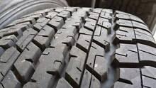 285/60r18 Dunlop Grandtrek AT22 116V Mile End West Torrens Area Preview