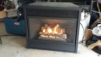 GAS FIREPLACE INSTALLED FOR $1000
