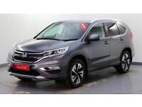2015 Honda CR-V 2.0 i-VTEC SR Petrol silver Automatic