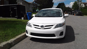 2012 Toyota Corolla  CE 4 Door Sedan