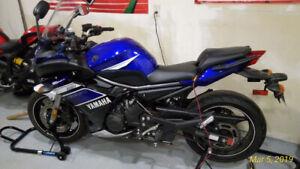 2013 Yamaha Fz6R  Immaculate