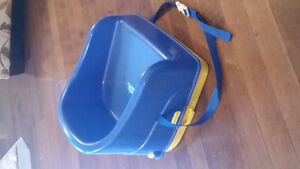 Safety First booster seat and step stool- 2 in 1!