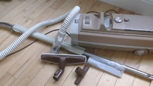 1979 Electrolux vacuum cleaner