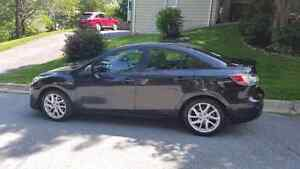 2012 Mazda 3 GT - Extended Warranty - Two Sets of Rims and Tires