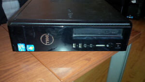 Dell desktop ,Core i3 3.3GHz, 8GB DDR3, 1TB ,HDMI, pay no tax