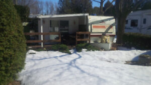 TRAILER FOR SALE AT AINTREE TRAILER PARK IN KINCARDINE