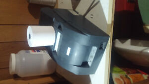 Epson receipt printer and Metrologic barcode scanner