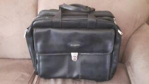 Burgatti, Roll Along  Computer Bag/ Briefcase Bag