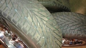 Toyo Proxes tires with custom rims Kingston Kingston Area image 3