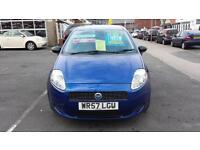 2007 FIAT GRANDE PUNTO 1.2 Active 3 Door From GBP2,195 + Retail Package