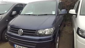 2014/14 Volkswagen Transporter 2.0TDI ( 140PS ) LWB T30 Highline