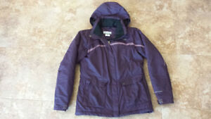 Ladies Columbia Omnishield Winter Jacket Size Small