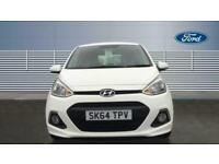 2014 Hyundai i10 1.2 Premium 5dr Petrol Hatchback Hatchback Petrol Manual