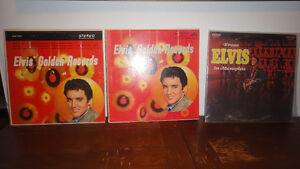 disque 33 tours Elvis Presley
