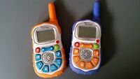 text and chat walkie talkie
