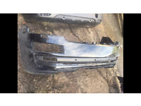 2016 Range Rover genuine front bumper can post