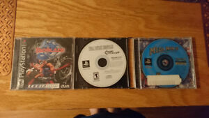 PS1 games for cheap! $5 each! All games sold PPU