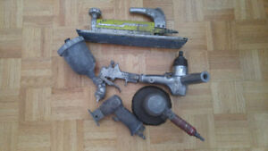 Pneumatic Autobody tools/supplies