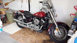 Motocyclette à vendre - Yamaha V-Star 650