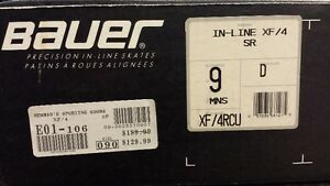 Bauer Precision In-Line Skates Mens Size 9 Like New London Ontario image 2
