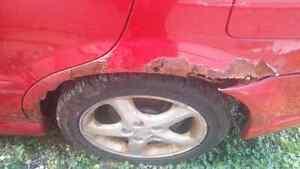 2002 Mazda Protege