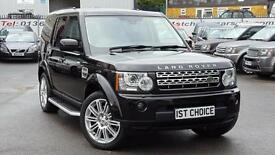2009 LAND ROVER DISCOVERY 4 TDV6 HSE JUST 69000 MILES FSH PRIVACY AND STEPS
