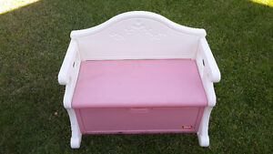 Little Tykes Bench/Toy Box