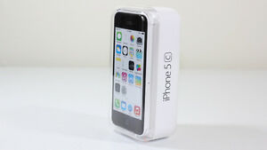 Brand new in a box (unlocked) iPhone 5C smartphone for sale