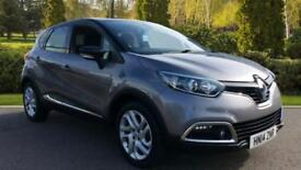 2014 Renault Captur 1.5 dCi 90 Dynamique MediaNav Manual Diesel Hatchback