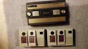 Intellivision 1 & 2 Game Consoles