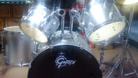 Gretsch Renegade Youth 5pc drumset with cymbals