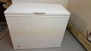 7 cubic foot chest freezer