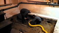 HAVE YOU HAD A FURNACE OIL SPILL?