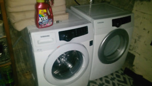 Samsung Washer&Dryer, Delivery Available