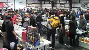 Barrie Game Exchange Sun Aug 13th Largest Swap Meet in Ontario