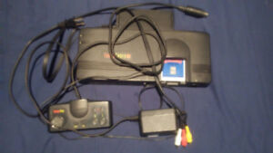 Turbografx and Sega genesis for sale