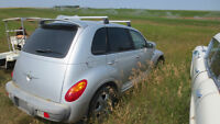 Parting Out 2004 PT Cruiser