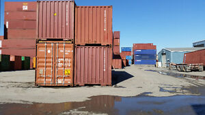 Sea Cans on Sale - Shipping and Storage Containers - Sale
