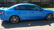 Ford XR6  2008 Earlwood Canterbury Area Preview