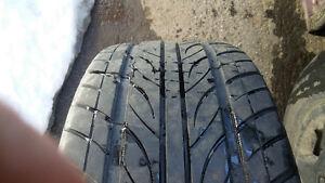 Plusieurs pneus 17 pouces été à l'unité